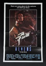 ALIENS (1986) - International One-Sheet Poster