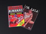 BACK TO THE FUTURE: PART II (1989) - Prop Oh LaLa Magazine and Sports Almanac Cover
