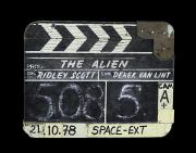 ALIEN (1979) - Insert Shot Clapperboard