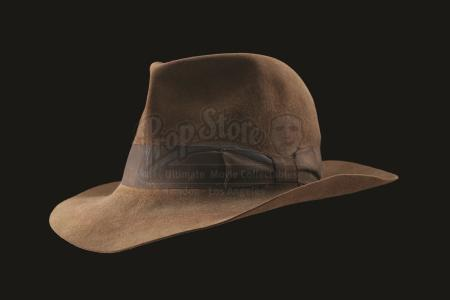 INDIANA JONES AND THE RAIDERS OF THE LOST ARK (1981) - Indiana Jones' (Harrison Ford) Signature Fedora